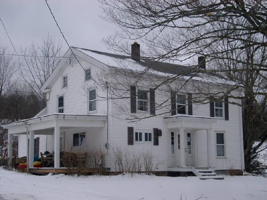 Off-Season Farmhouse Rental
