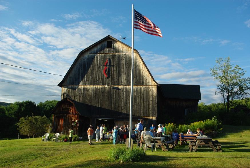 The Kingswood Barn